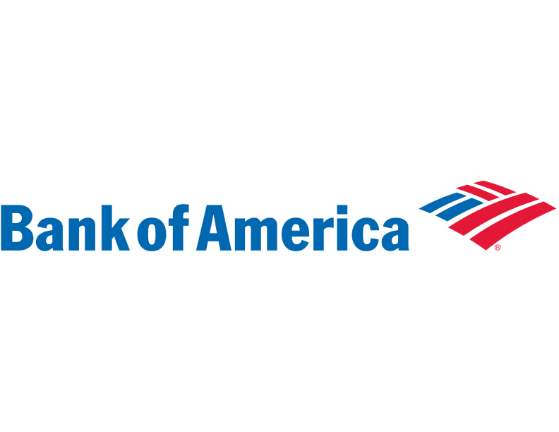 client list - bank of america logo